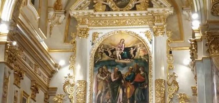 Apertura porta santa Cattedrale di Matera