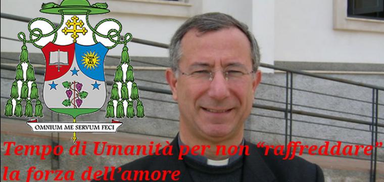 Lettera per il Tempo di Quaresima 2018 dell'arcivescovo di Matera-Irsina