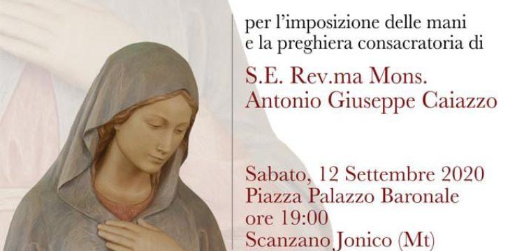 Ordinazione Diaconale di Alberto Delli Veneri